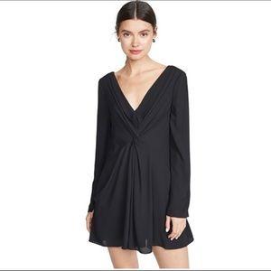 NWT Cinq a Sept Cecil long Sleeve Mini Dress